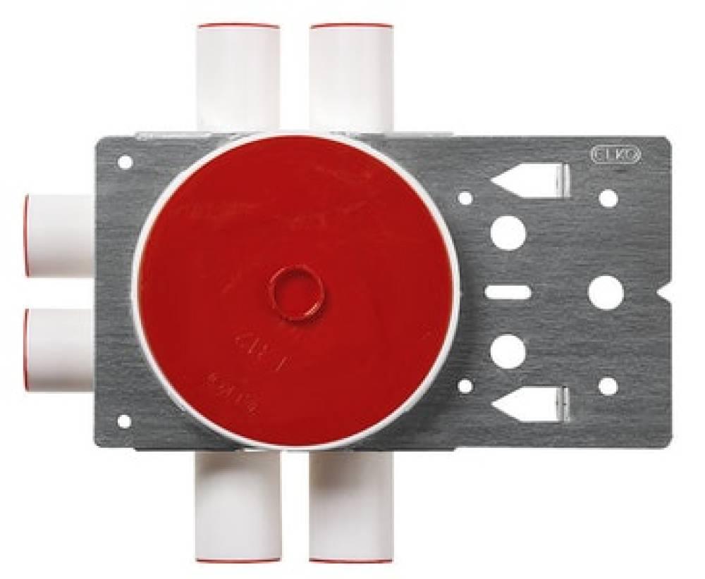 Elko Veggboks 45/stender 12mm 6-løp