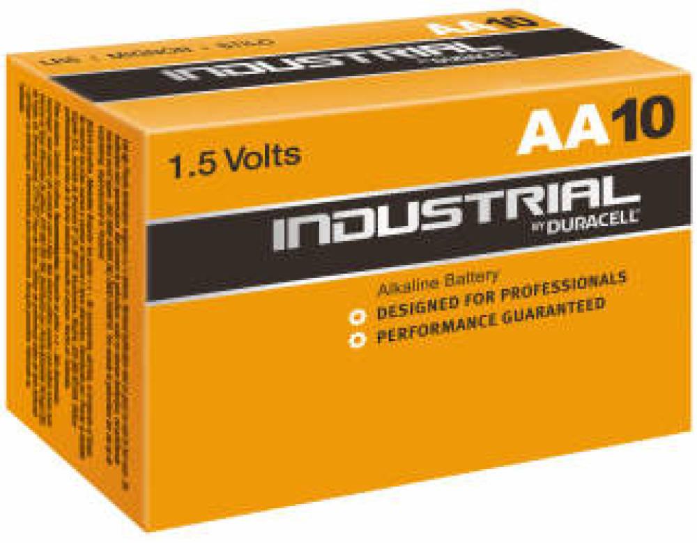Duracell Procell AA Batteri 10pk