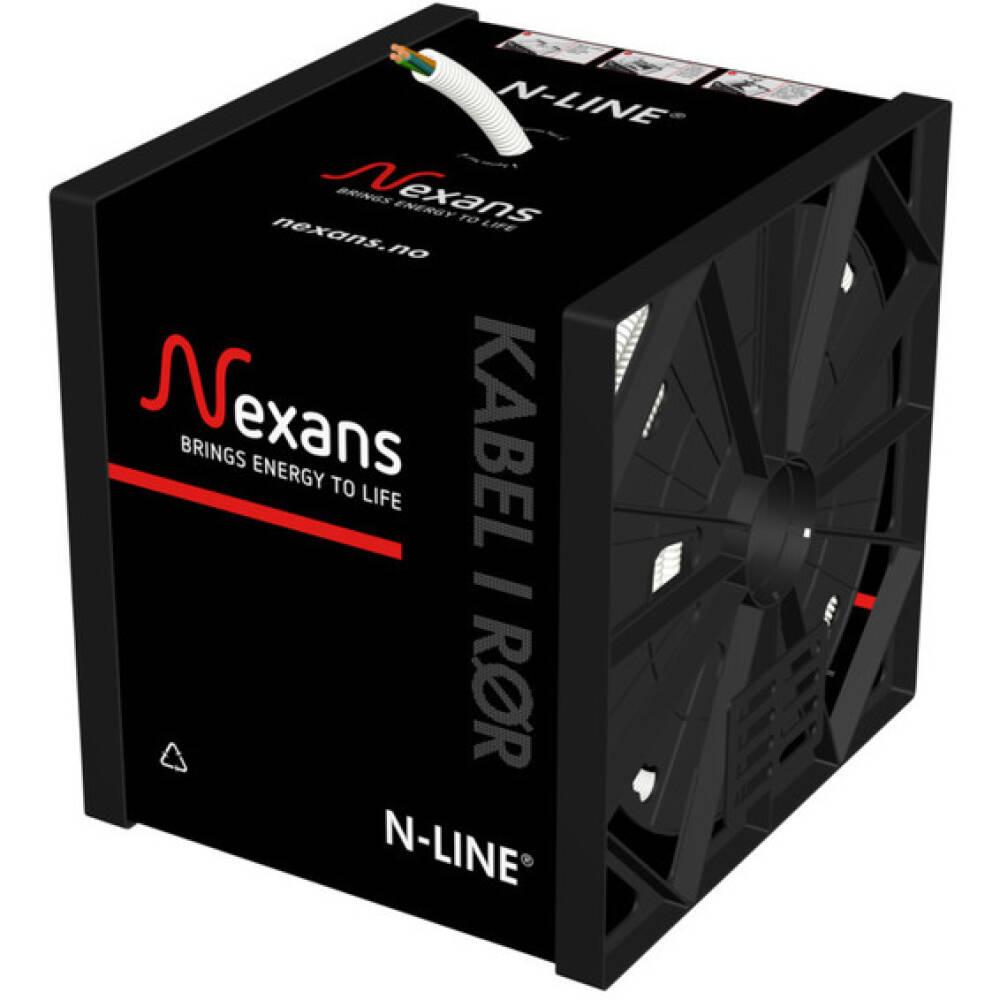 Nexans FX90 Downlightkabel 100 mtr