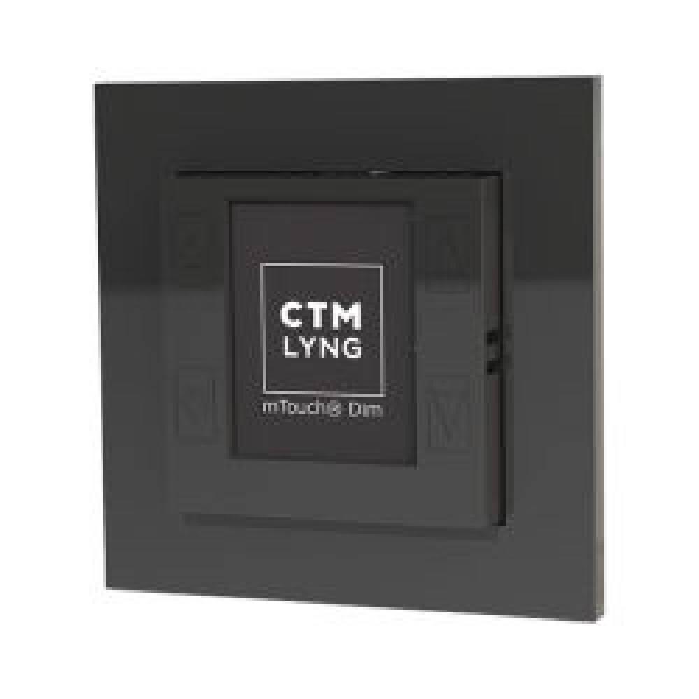 CTM Mtouch Dimmer Pianolakk
