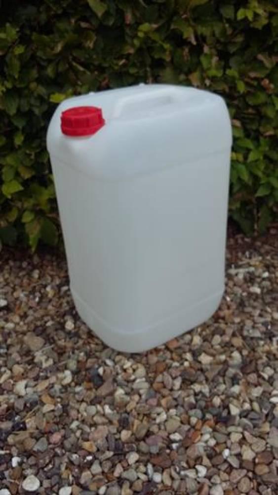 Teknisk Eddik ugressdreper 60% 25 Liter
