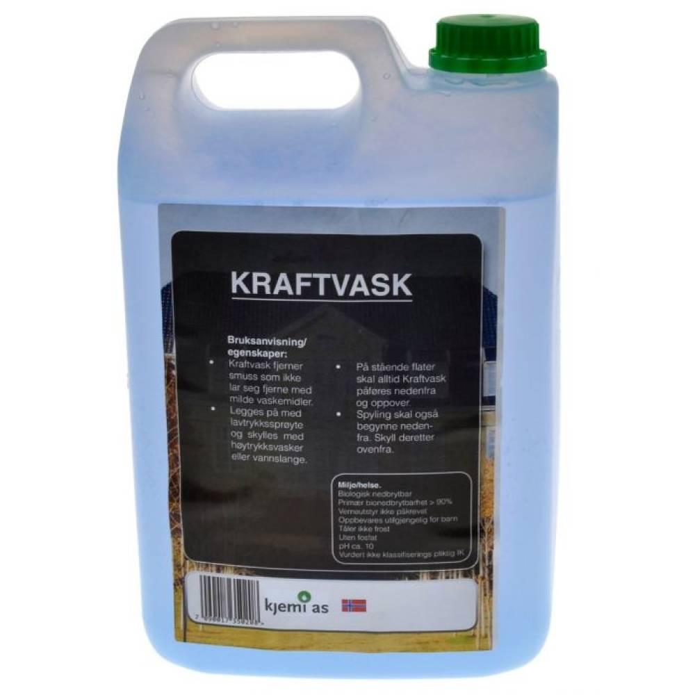 Kraftvask 5 Liter