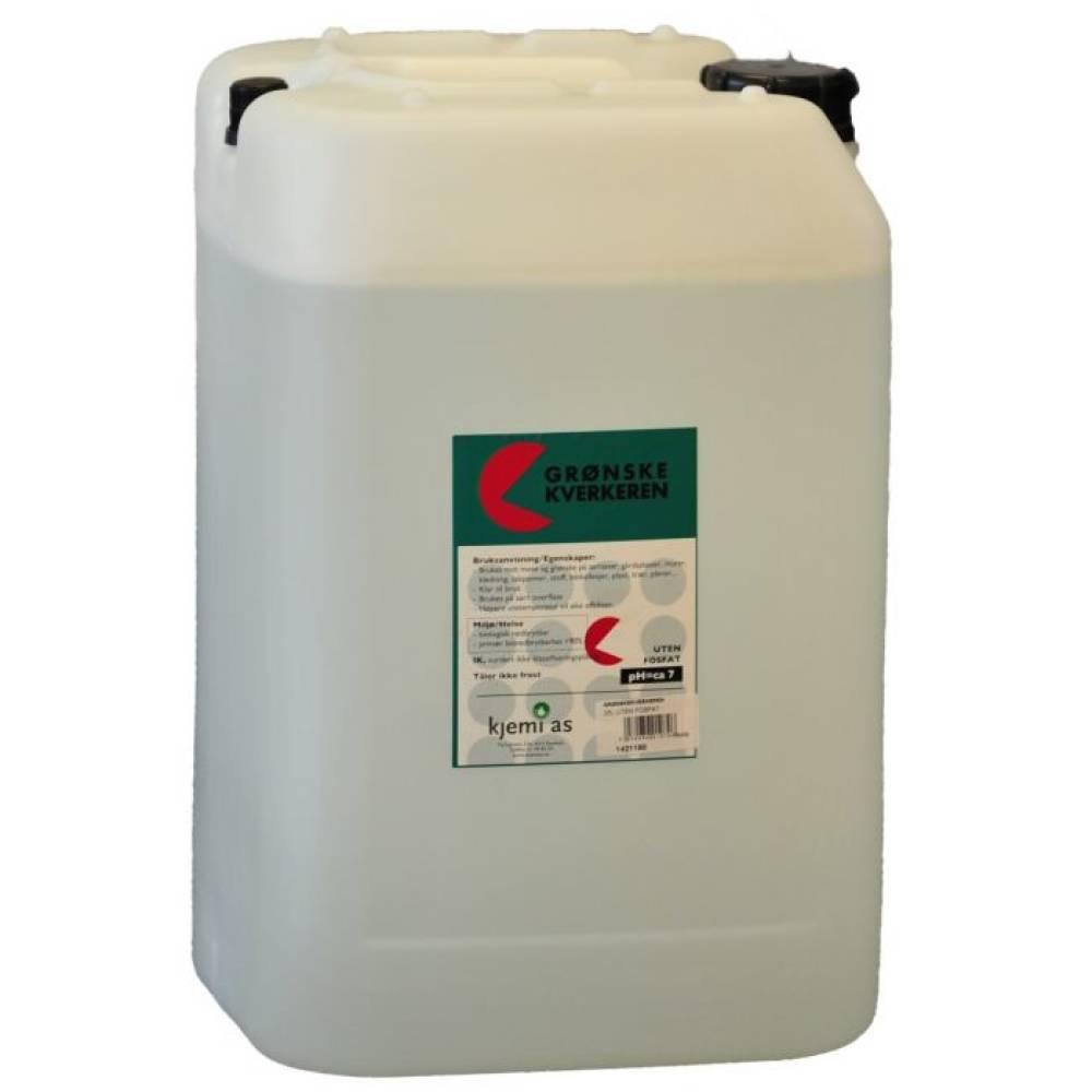 Grønskekverker 25 Liter