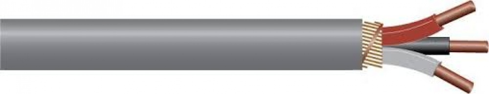 Ecab Pfsp kabel 3+4 leder Aluminium