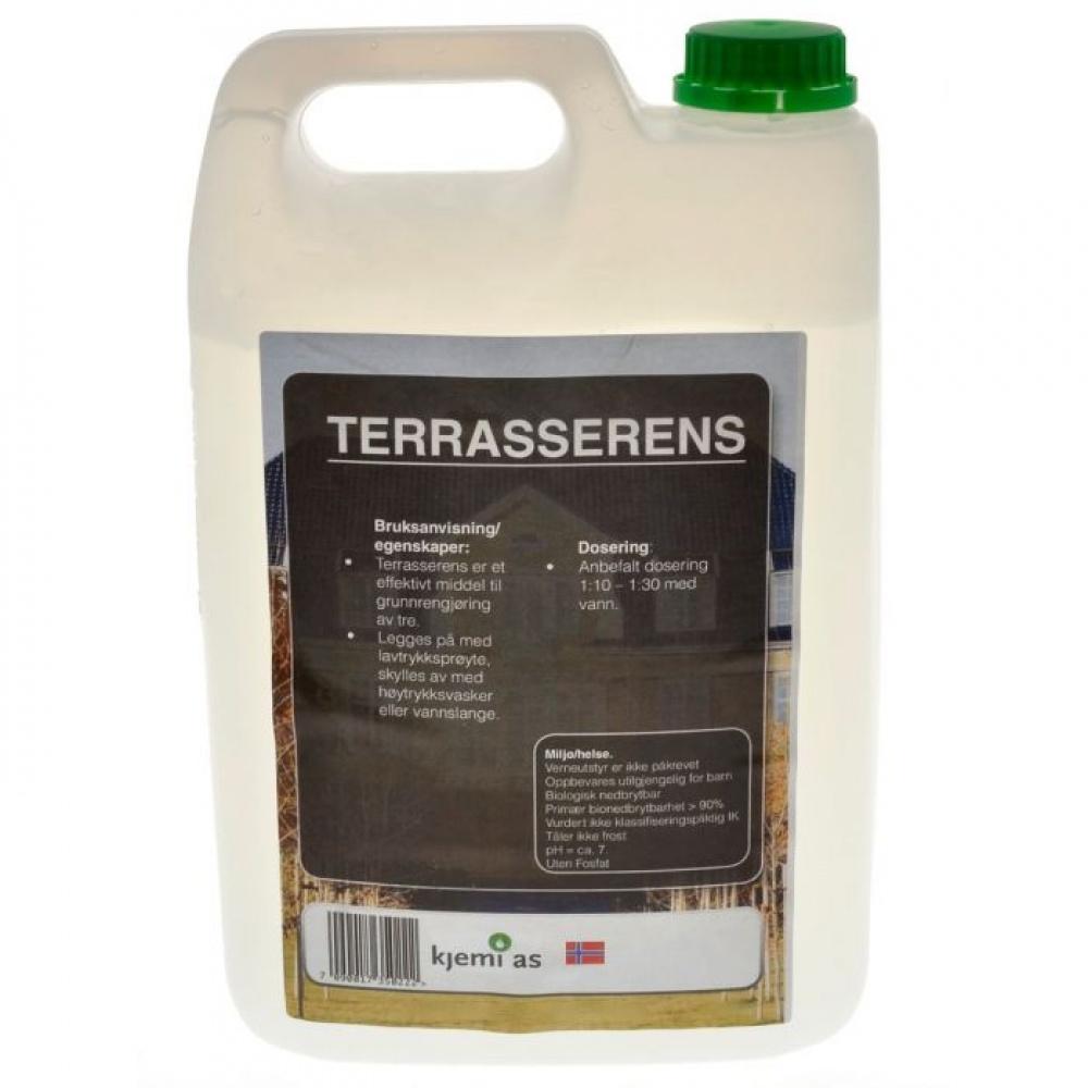 Terrasserens 5 Liter Norskprodusert