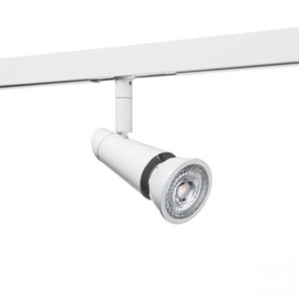Zip spot 6w LED Hvit