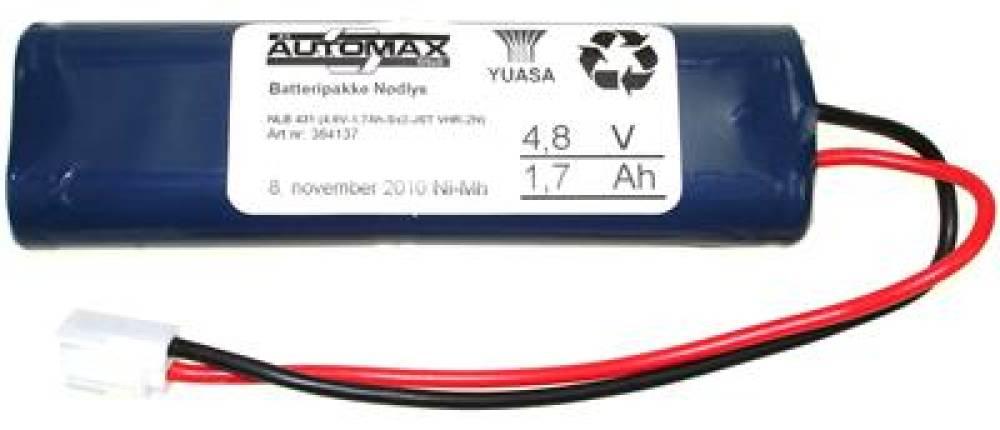 AM Nødlysbatteripakke