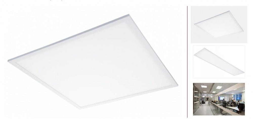 SG Sense ECO OPAL PRISM LED Paneler 60x60+30x120cm